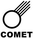 Comet T-shirt, Comet T-shirts