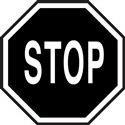 Stop T-shirt, Stop T-shirts