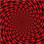 Red Fraser Spiral