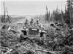 Alaska jeep - US Army