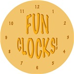 Fun Clocks!