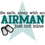 Be safe sleeo with an Airman