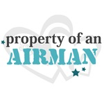Property on an Airman