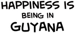 Happiness is <strong>Guyana</strong>