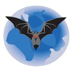 Midnight Bat T-shirts and Gifts