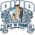 Save the Penguin Ohio T-Shirts and Gifts