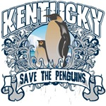 Save the Penguins Kentucky T-Shirts and Gifts