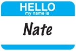 CUSTOMIZED Hello My Name is