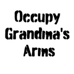 Occupy Grandma's Arms