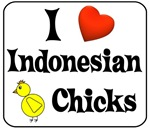 I Love Indonesian Chicks
