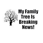 My Family Tree Is Breaking News!