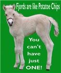 Fjord Horse Chip Design