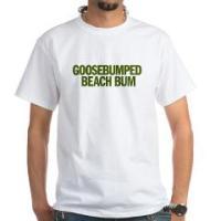 GOOSEBUMPED BEACH BUM
