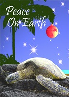 Holiday Cards Save the Turtles: many designs