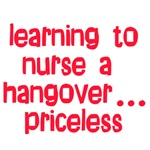 Learning To Nurse A Hangover....