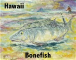 Bonefish with Text