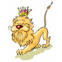 Cartoon Lion T-shirts