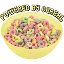Cereal T-shirt, Cereal T-shirts