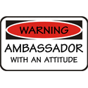 Ambassador T-shirt, Ambassador T-shirts
