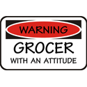 Grocer T-shirt, Grocer T-shirts