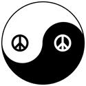 Yin Yang Peace