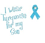 I wear Turquoise for....