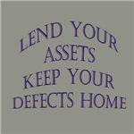 Lend Your Assets