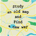 Study an Old Map