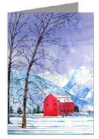 Winter Farm