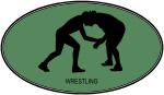 Wrestling (euro-green)