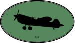 Fly (euro-green)