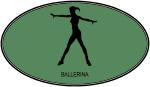 Ballerina  (euro-green)