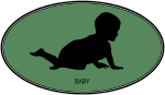 Baby (euro-green)