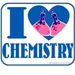 I love chemistry