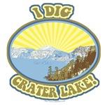 I Dig Crater Lake!