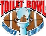 Fantasy Football Toilet Bowl Champion 2007