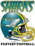 FFL Sharks Helmet