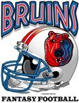 FFL Bruins Helmet