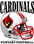 FFL Cardinals Helmet
