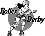 Roller Derby Gal