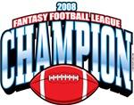 2008 FFL Fantasy Football League Champion