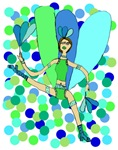 Peacock Dancer