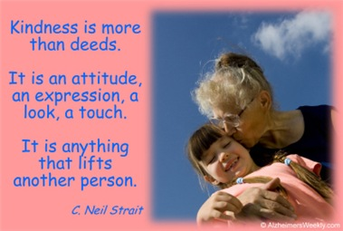 Kindness Lifts