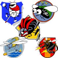 Volkswaffe Unit Emblem Items