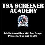 TSA Academy - Groping for Fun and Profit