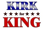 KIRK for king