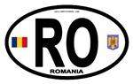 Romania Intl Oval