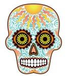 Candy skull-Autumn Sun