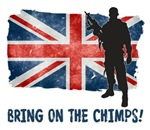 Bring on the Chimps-ENGLAND-UK