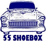 BLUE 55 SHOEBOX